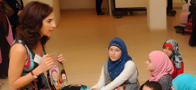 Fatima Sharafeddine Storytelling